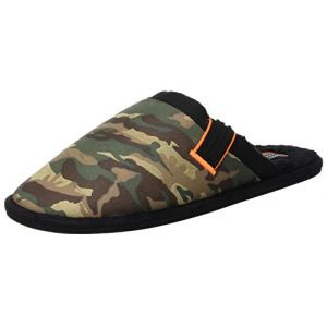 Superdry Mule Slipper, Chaussons à Talon Ouvert Homme, Multicolore