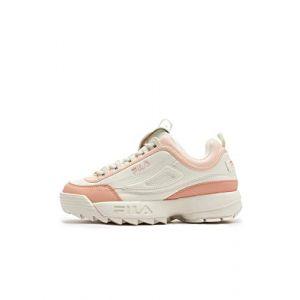 FILA Disruptor CB Low WMN 1010604-02w, Sneakers Basses Femme, Blanc