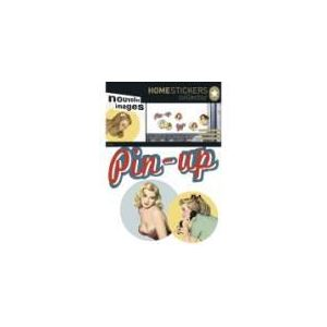 Sticker Pin Up (49 x 69cm