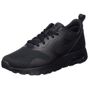 Nike Air Max Tavas (GS), Chaussures de Running Mixte Enfant, Noir (Black/Black), 38.5 EU