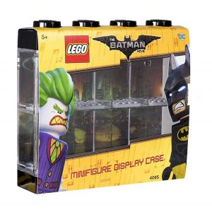 Lego Vitrine minifigurines Batman 8 cases