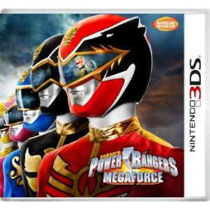 Power Rangers Megaforce [3DS]