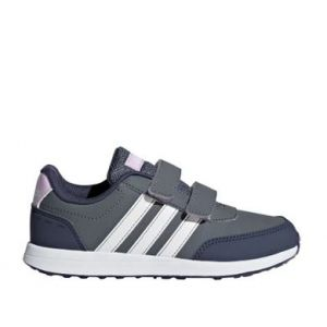 Adidas Chaussures enfant Chaussure VS Switch 2 fille Gris - Taille 28,30,31