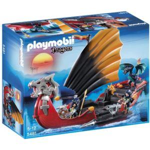 Playmobil 5481 Dragons - Vaisseau d'attaque du dragon