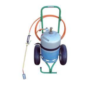 2EBALM 36370 Charoflam 38 Security - Désherbeur thermique avec tuyau 5 m
