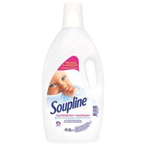 Bidon de lessive hypoallergénique Soupline (2 L)