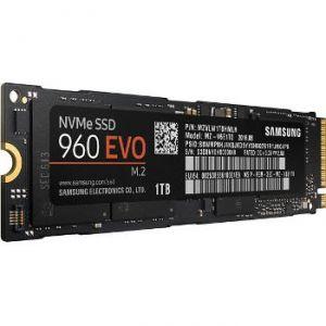 Samsung MZ-V6E1T0BW - SSD 960 Evo M.2 1 To