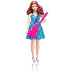 Mattel Poupée Barbie Métiers de rêve Pop Star