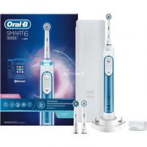 Image de Oral-B Smart Series 6100S Sensitiv - Brosse à dents électrique
