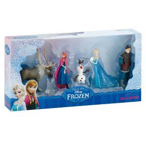 Bullyland 12306 - Coffret 5 figurines La Reine des Neiges