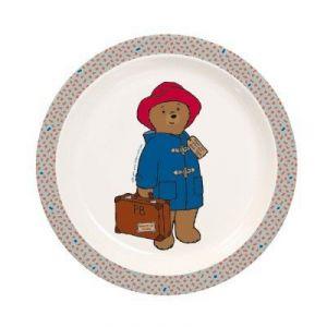 Petit Jour PA905J - Assiette plate Ours Paddington