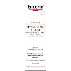 Eucerin Hyaluron Filler - Soin contour des yeux anti-âge