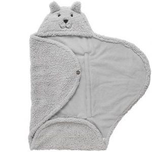 Jollein Couverture nomade Teddy Bear 0-3 mois