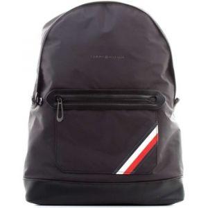 Tommy Hilfiger Easy Nylon Backpack, Sacs à dos homme, Noir (Tommy Navy/Core Stp), 13x48x34 cm (B x H T)