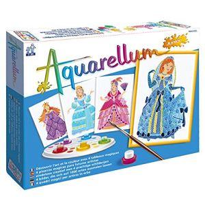 Sentosphère Aquarellum junior : Princesses