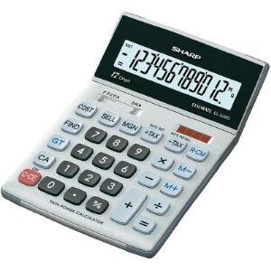 Sharp EL-338G - Calculatrice bureau fonctions financières