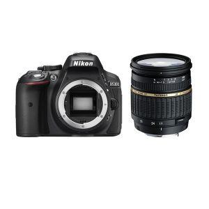 Nikon D5300 (avec objectif Tamron 17-50mm)