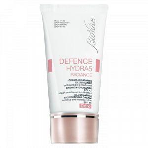 BioNike Defence Hydra5 Radiance - Crème hydratante éclait Doré