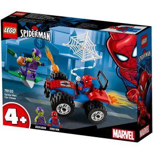 Lego Marvel 76133 - Spider-Man et la course poursuite en voiture