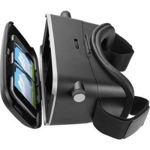 Renkforce RF-VR1 noir - Casque de réalité virtuelle