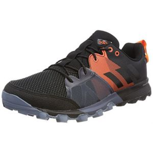brand new c67ef a8cb2 Adidas Kanadia 8.1, Chaussures de Trail Homme, Multicolore (Carbon Core  Black
