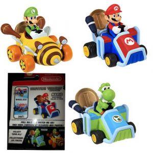 Abysse Corp Figurine Nintendo véhicule 7 cm - Mario