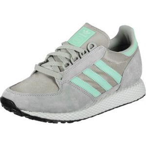 Adidas Forest Grove W Lo Sneaker chaussures beige turquoise beige turquoise 40,0 EU