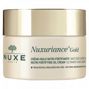 Nuxe Crème-Huile Nutri-Fortifiante Nuxuriance gold Pot 50 ml
