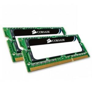 Corsair CMSA8GX3M2A1333C9 - Barrettes mémoire Mac Memory 2 x 4 Go DDR3 1333 MHz CL9 204 broches
