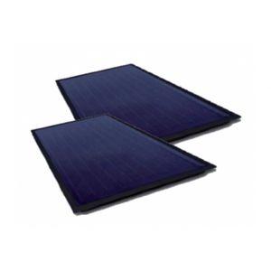 Atlantic 836102 - Kit Solério Optimum 2 capteurs solaires horizontal pose toiture mécanique