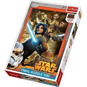 Trefl Star Wars - Puzzle classique 100 pièces