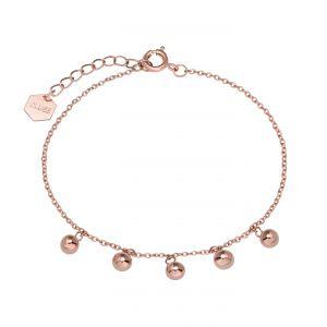 Cluse Bijoux Femme Essentielle Orbs Chaîne ?Bracelet CLJ10011