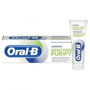 Oral-B Dentifrice Gencives Purify Blancheur