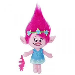 Hasbro Trolls Peluche parlante Poppy