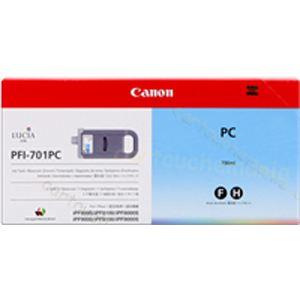 Canon PFI-701PC - Cartouche d'encre photo cyan