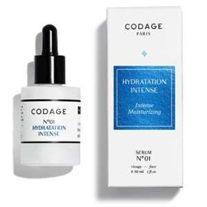Codage Sérum N°01 - Hydratation Intense 30ml