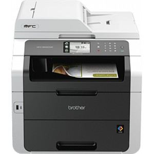 Brother MFC-9340CDW - Imprimante laser multifonctions Fax
