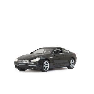 Jamara Voiture radiocommandée BMW 650i noire 1:14