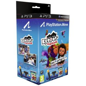 Sony Pack PS Move + Eyepet & Friends