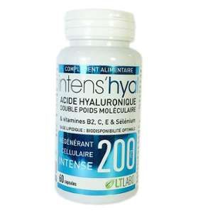 LT Labo Acide Hyaluronique Intens'hyal - 60 capsules