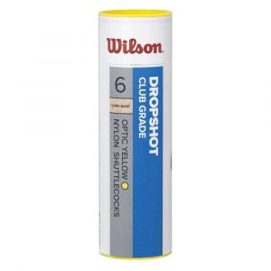 Wilson Volants Dropshot 77 - Yellow - Taille 6 Units