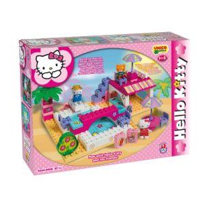 Androni Giocattoli Le club de plage Hello Kitty 87 pièces