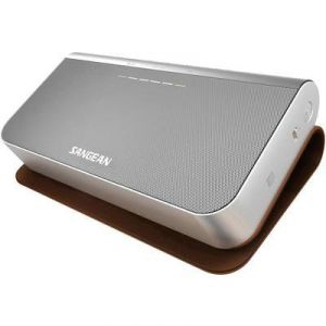 Sangean BluPad BTS-102 - Haut-parleur stéréo portable Bluetooth NFC