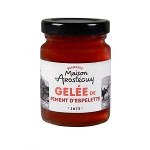 Maison Arostéguy Gelée de piment d'Espelette