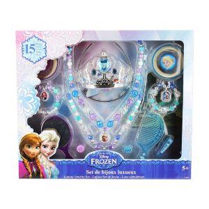 KD Fashion Coffret de bijoux luxueux 15 pièces - La reine des neiges 2