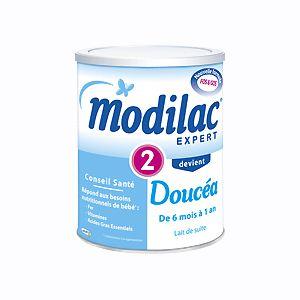 Modilac Expert Doucéa 2ème âge 800 g - de 6 à 12 mois
