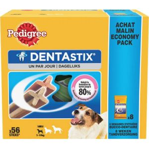 Pedigree Dentastix Chiot Junior ou de Petite Race 28 bâtonnets
