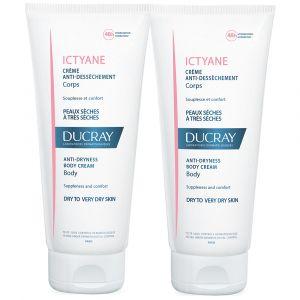 Ducray Ictyane - Crème anti-dessèchement