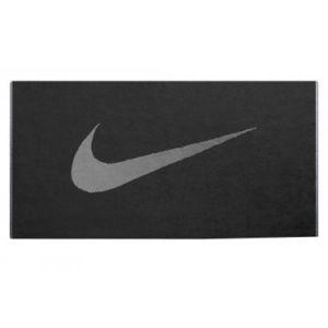 Nike Serviette de Sport (grande taille) Swoosh Noir - taille Large