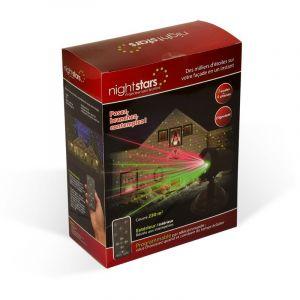 Passat Projecteur Laser NightStars Décore la façade de votre maison en un instant
